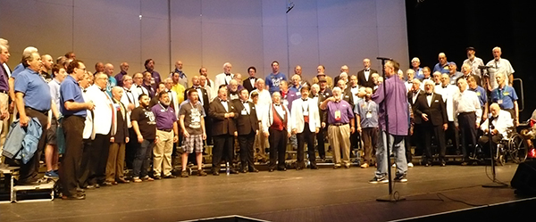 Joe Barbershop Chorus