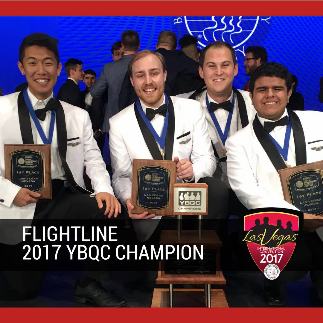Flightline, 2017 Int'l Youth Champs